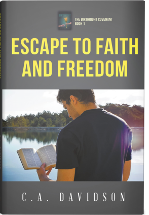 Escape to faith and freedom bookcover